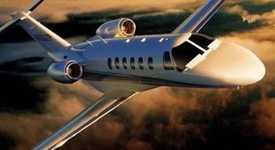 CJ2+ in flight
