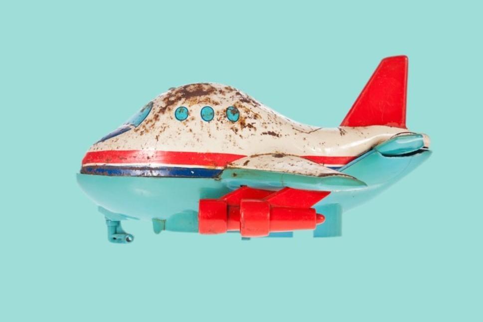 Private Jet Corrosion