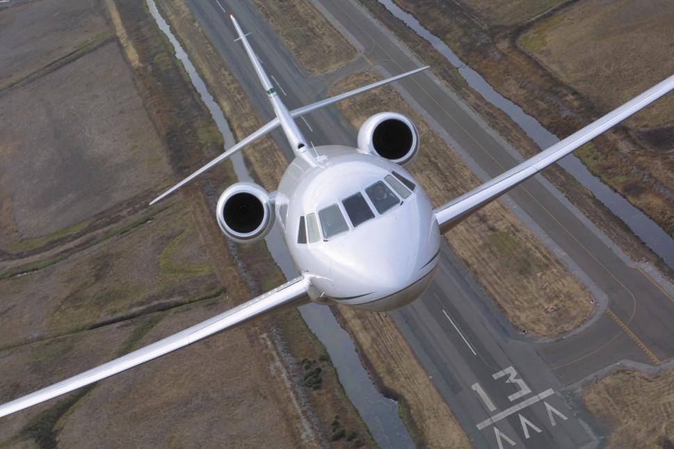 Dassault Falcon 2000 jet Maintenance Risk