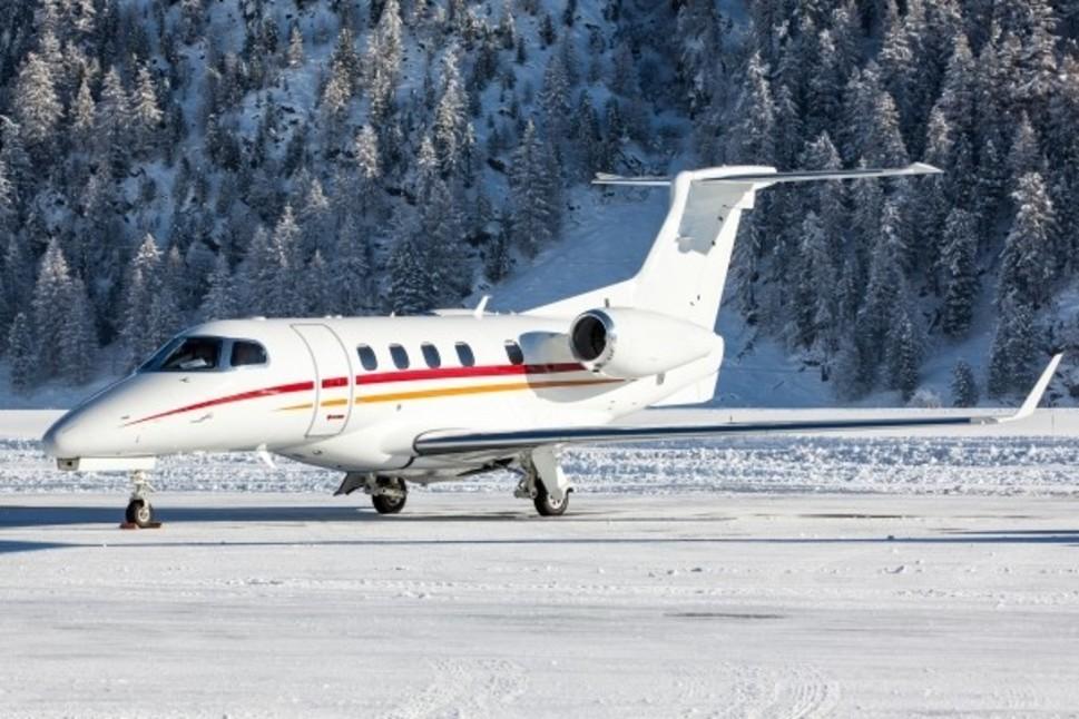 Private Jet Winglet