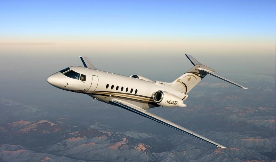 Hawker 4000 Business Jet