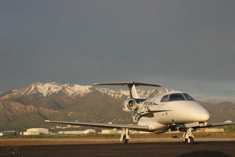 Embraer Phenom 100 EV Jet