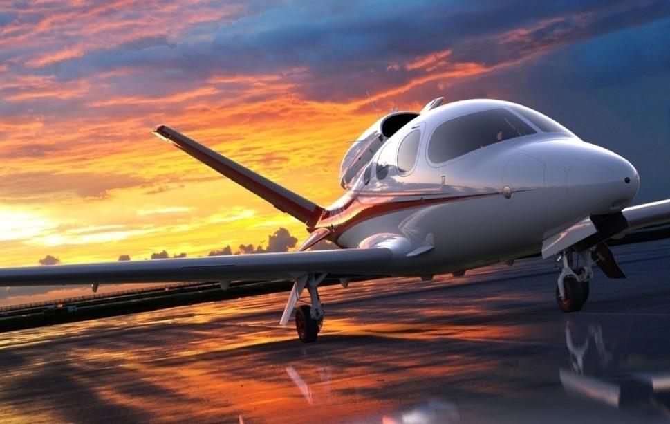 Cirrus Private Jet