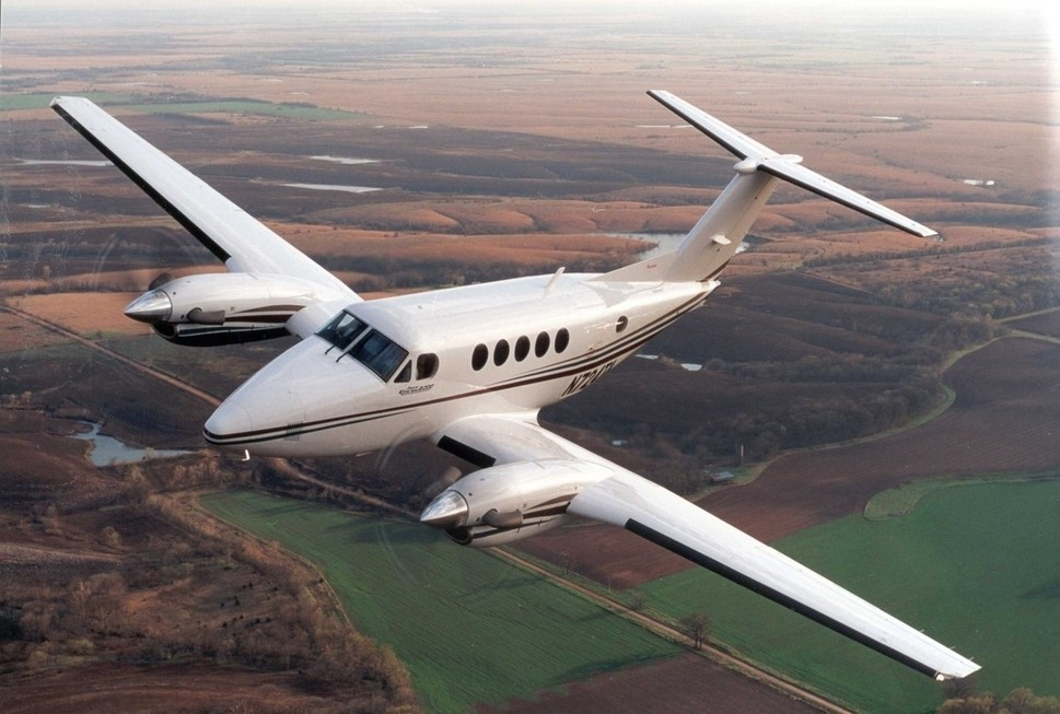 King Air B200 Business Turboprop