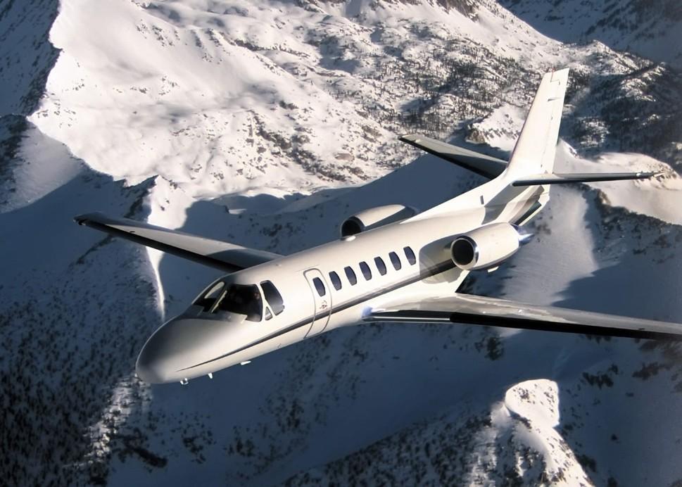 Cessna Citation V Jet