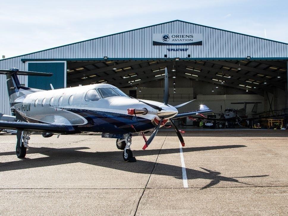Pilatus PC-12 Turboprop Aircraft