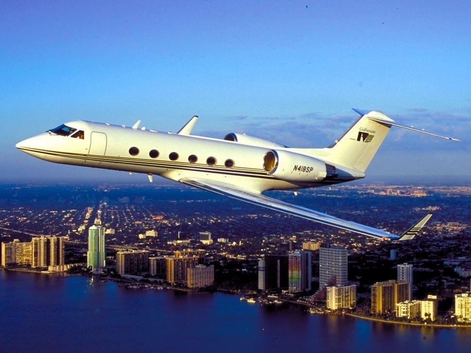 Gulfstream GIV Business Jet