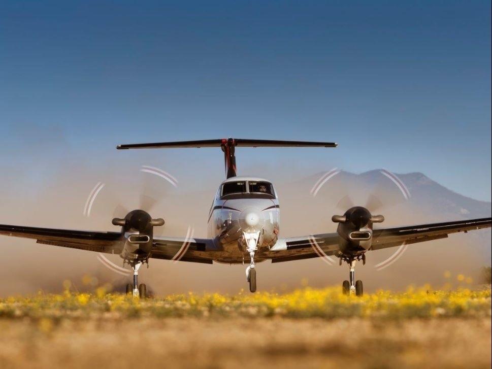 Beechcraft King Air Turboprop