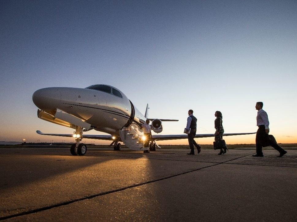 Cessna Citation Latitude Business Jet