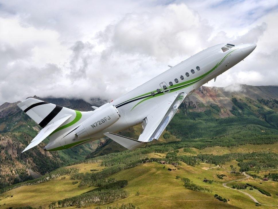 Dassault Falcon 2000S Private Jet
