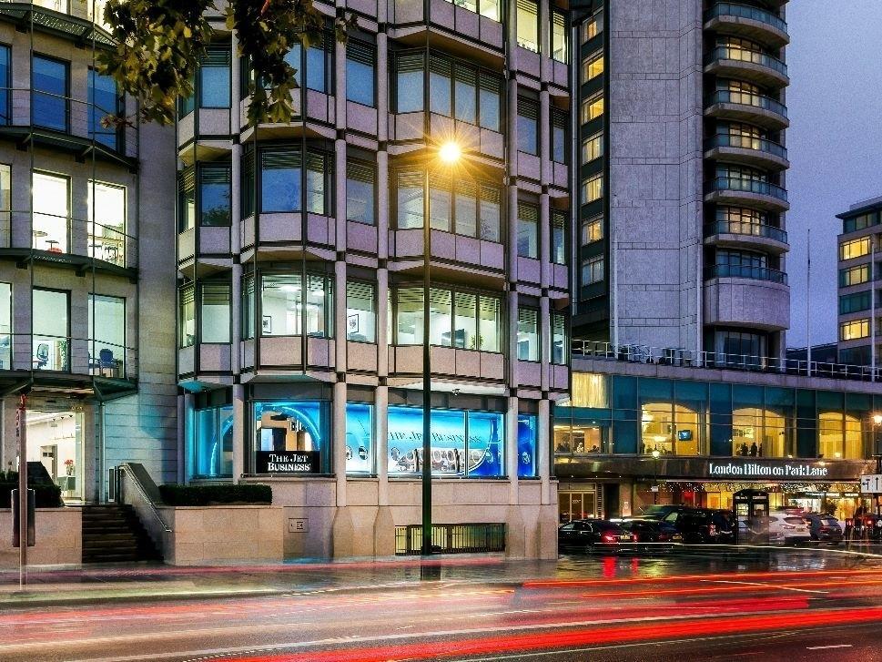 The Jet Business Headquarters, London
