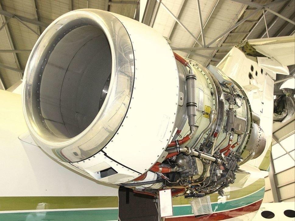 Honeywell TFE731-4R Jet Maintenance