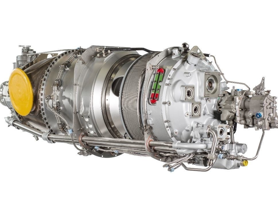 P&WC PT6A Turboprop Engine