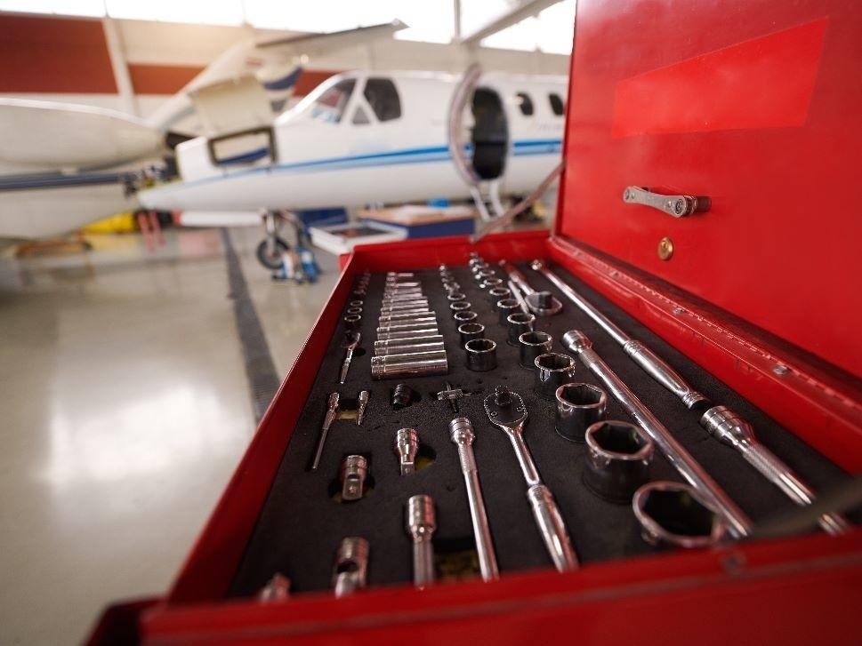 Jet Maintenance Tools