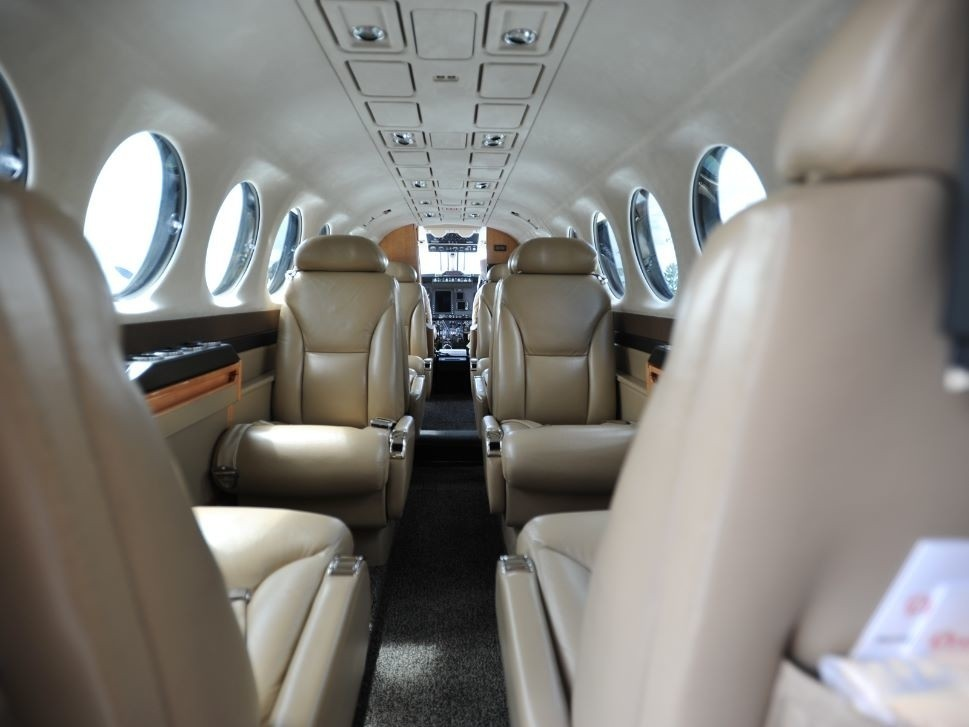Does Your Private Jet Cabin Need Refurbishing