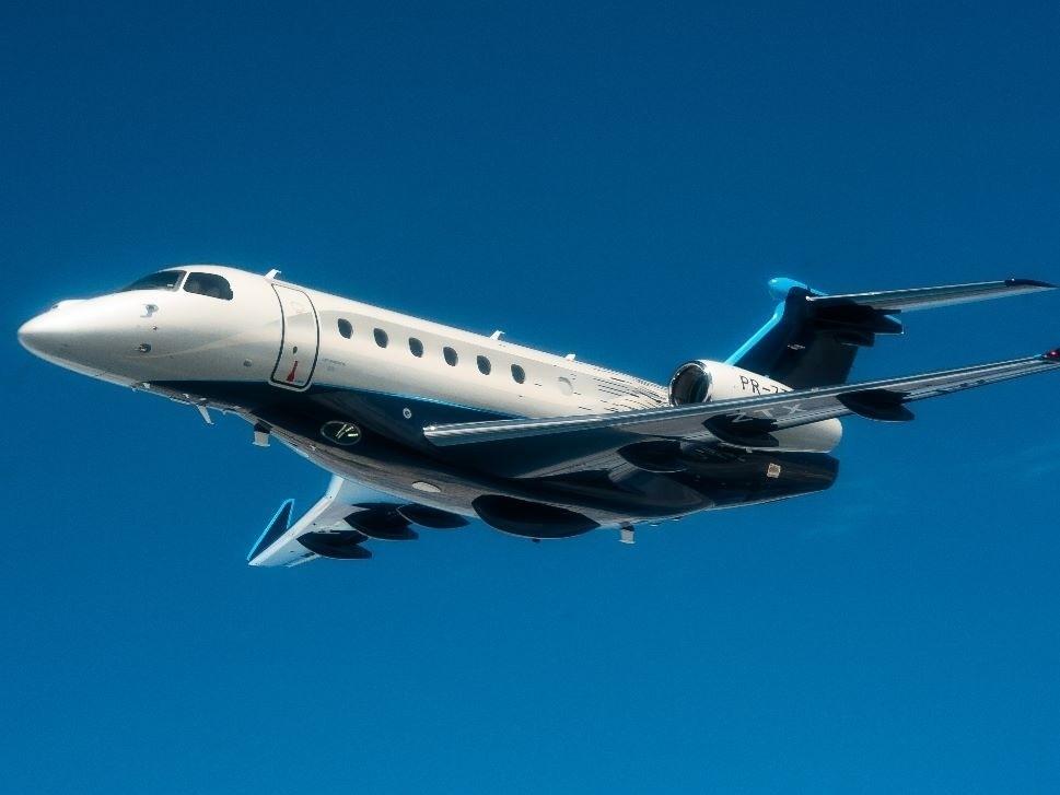 Embraer Praetor 600 Super-Midsize Business Jet
