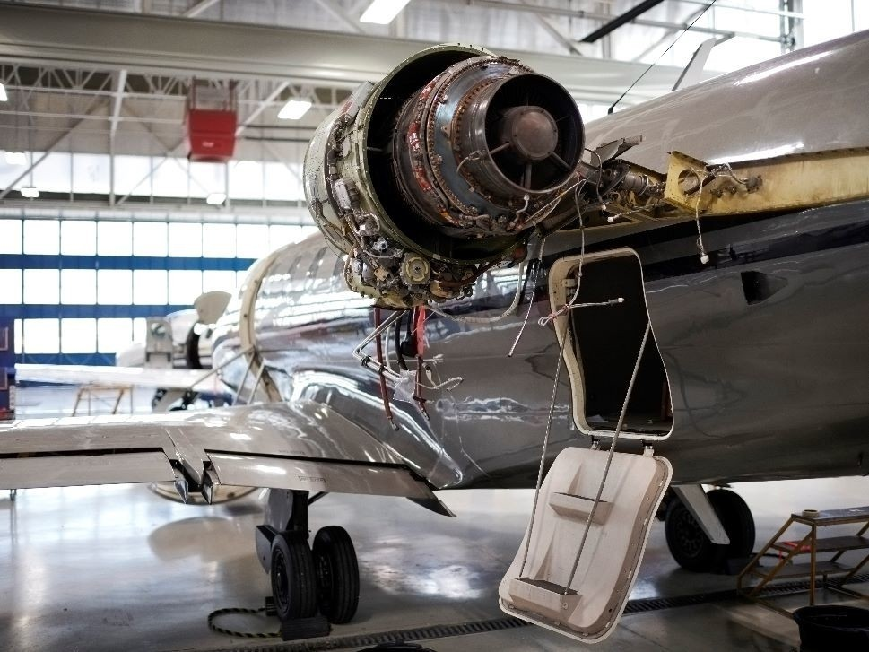 How to save money on private jet maintenance
