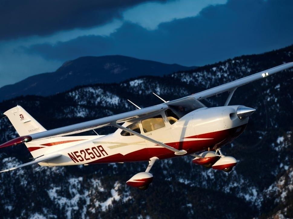 Cessna Skylane Single Piston Airplane