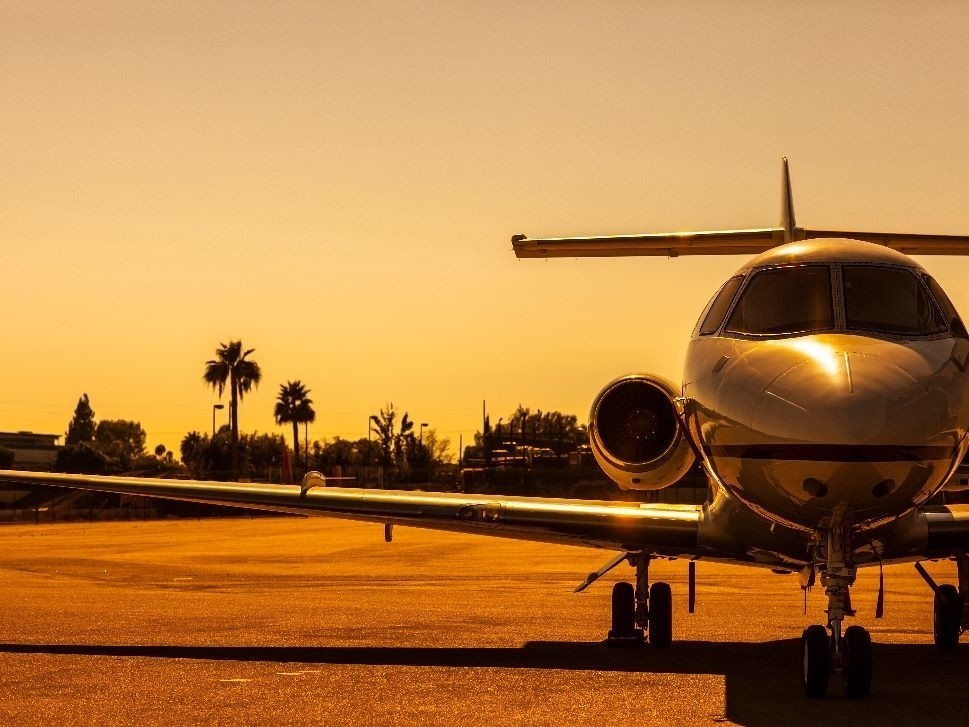 How Private Jets are Getting Faster