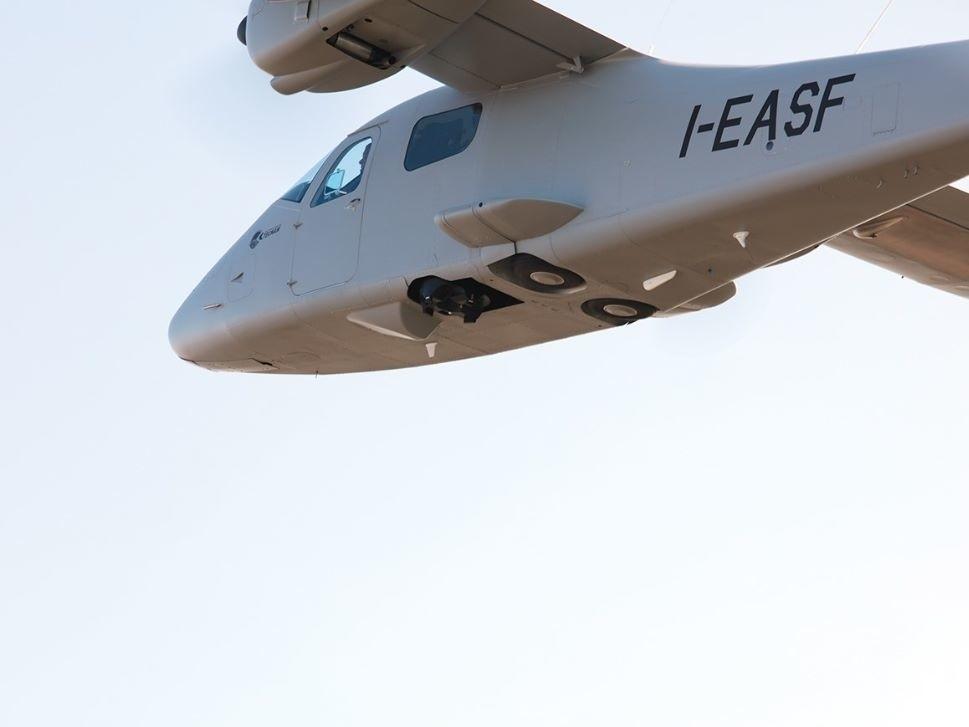 Tecnam special mission version of the P2006T single piston aircraft
