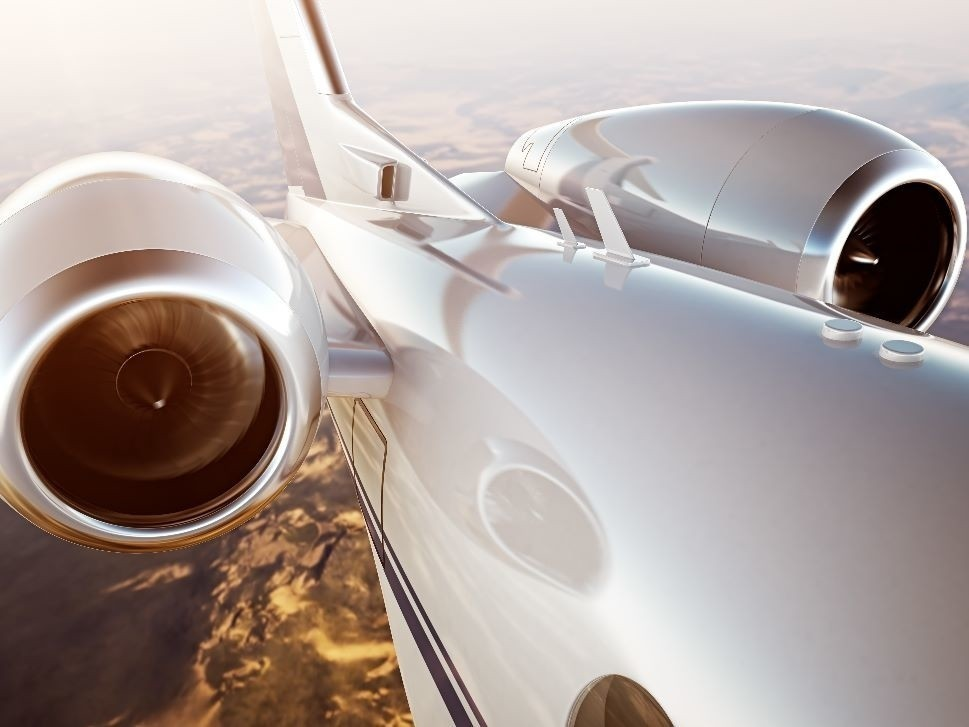 Private Jet Powerplant Protection