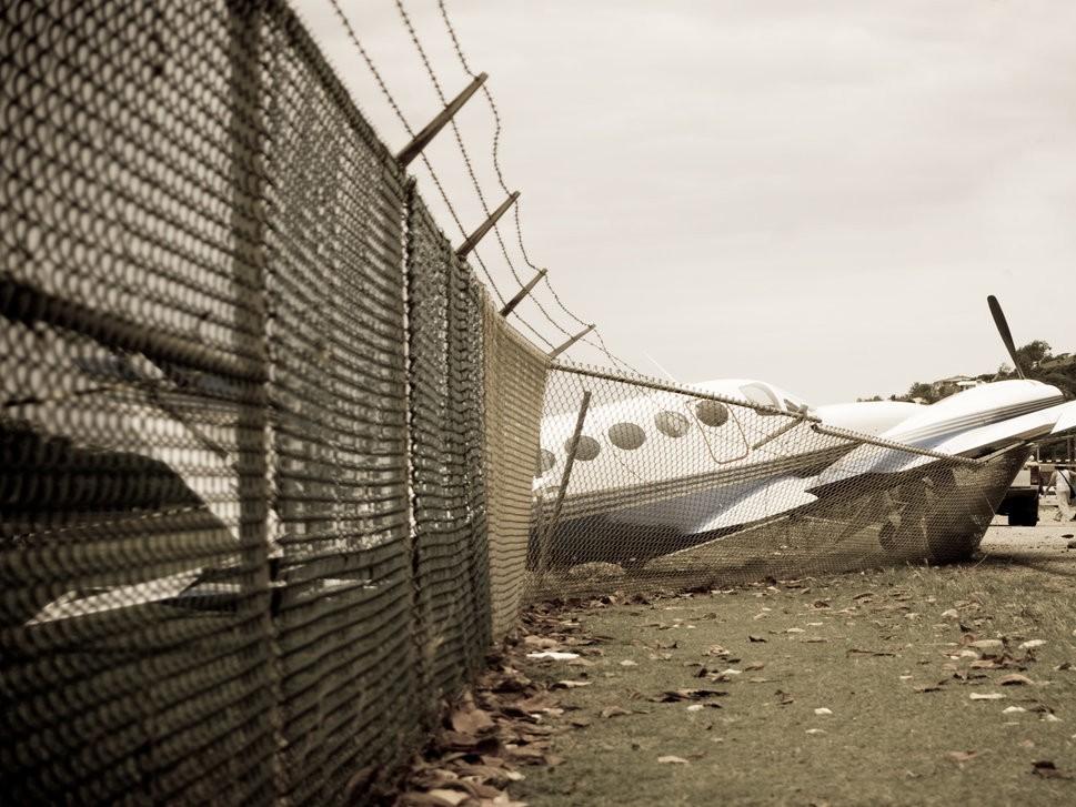 Pilot Error Crashed Airplane