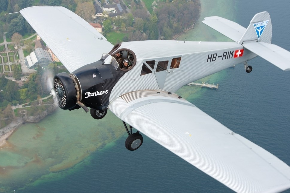 Modern Day Junkers F 13 Aircraft