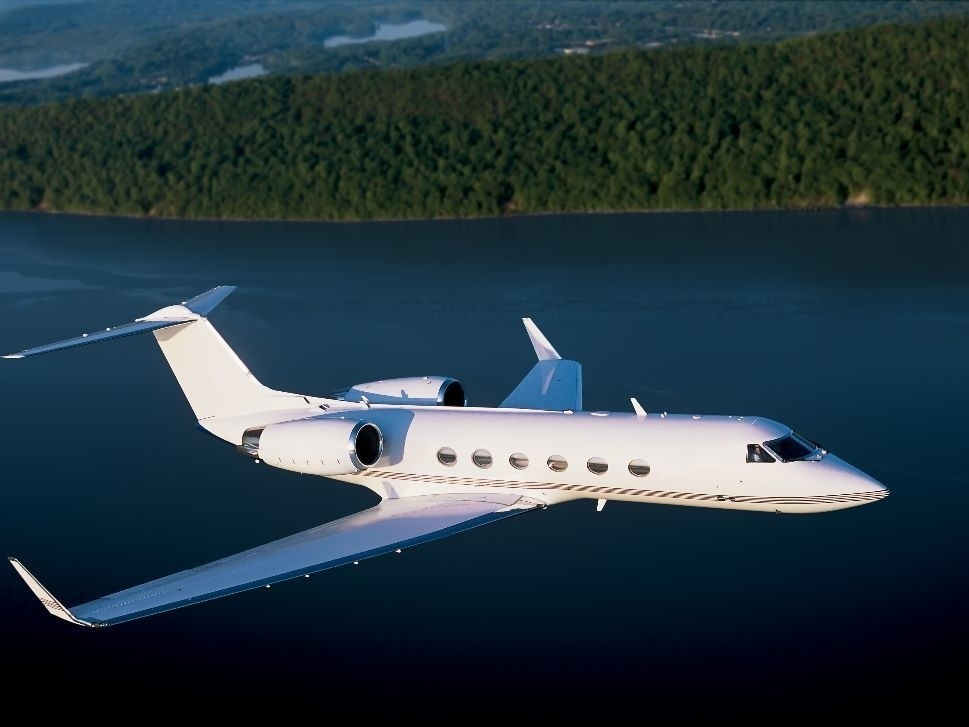 Gulfstream GIV-SP Private Jet
