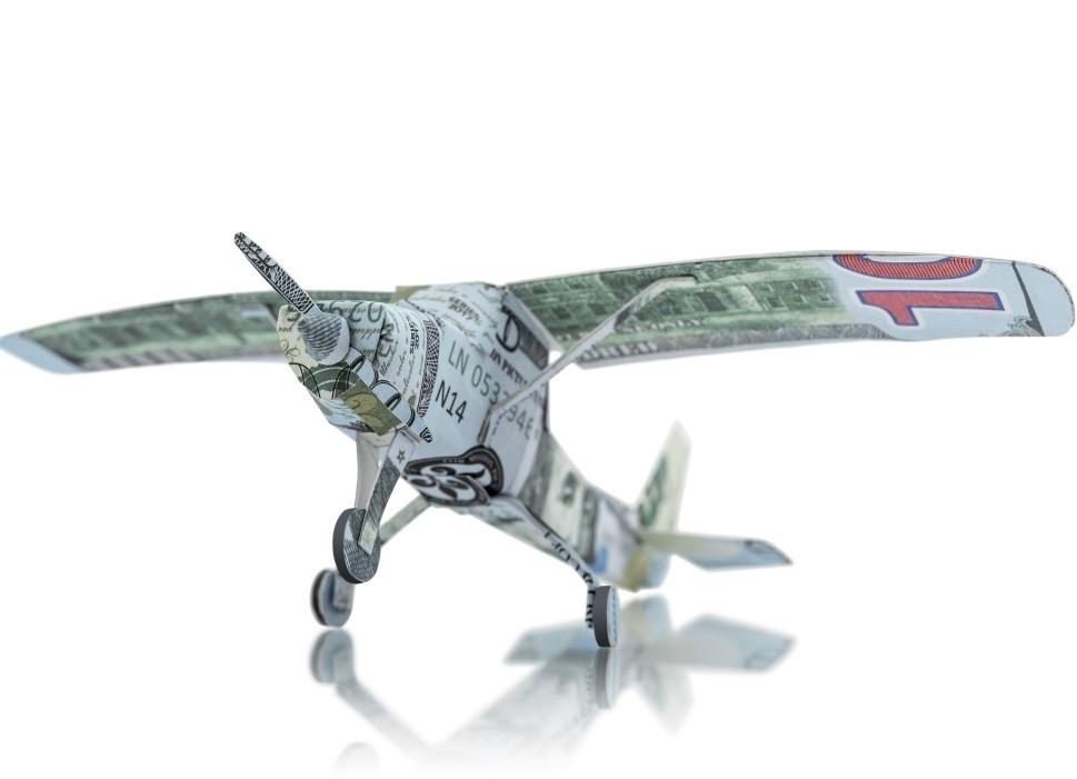 Business aircraft financing