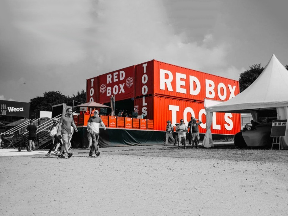 Red Box Tools