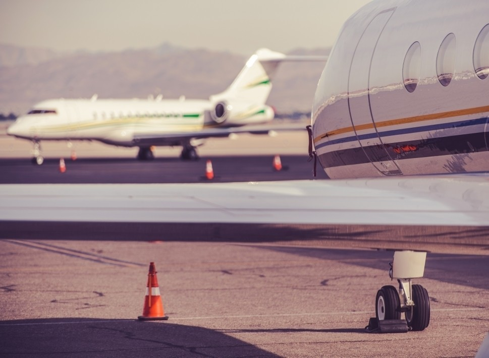 How to get funding for an international jet transaction