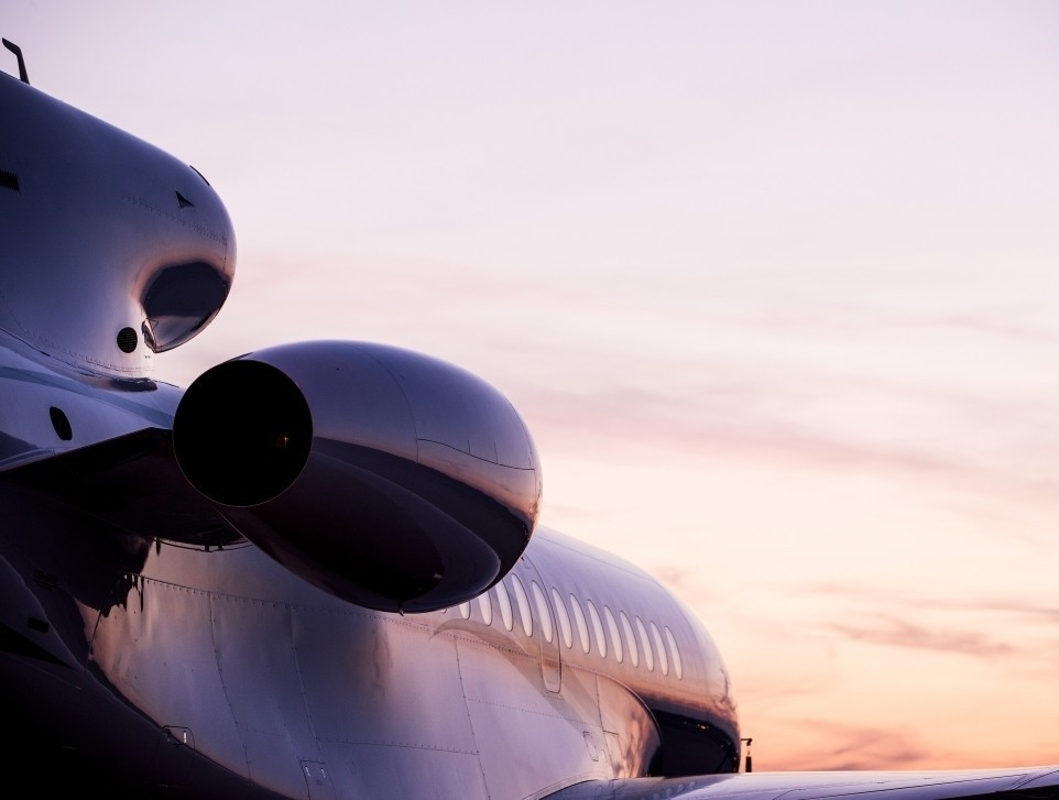 What's the pulse of the market as NBAA-BACE rolls around?