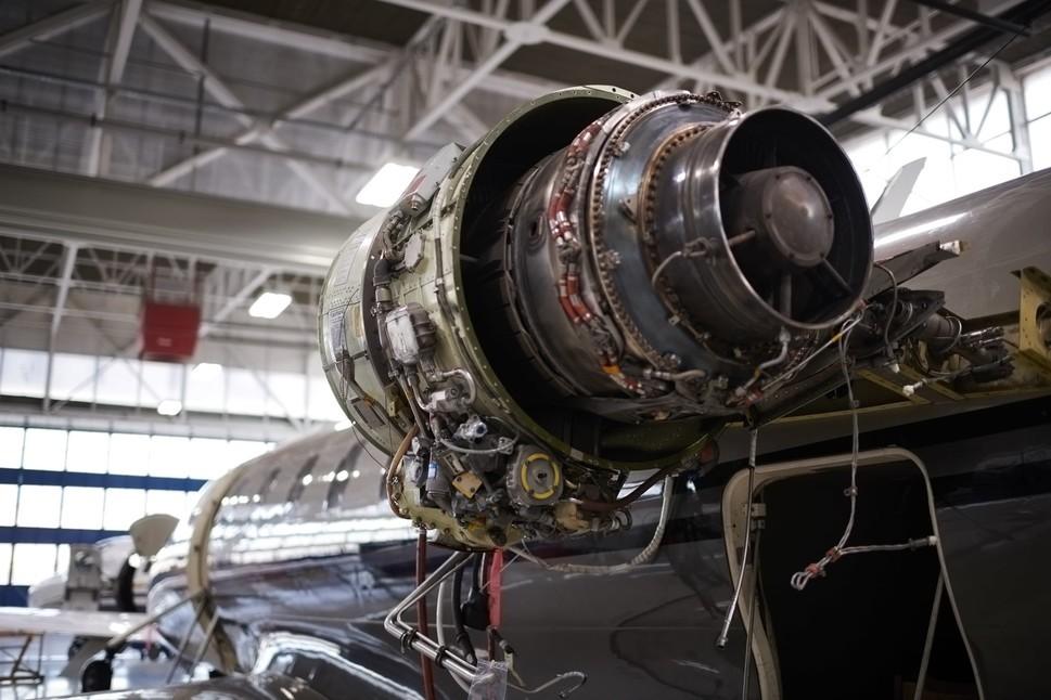 Jet Engine Exposed