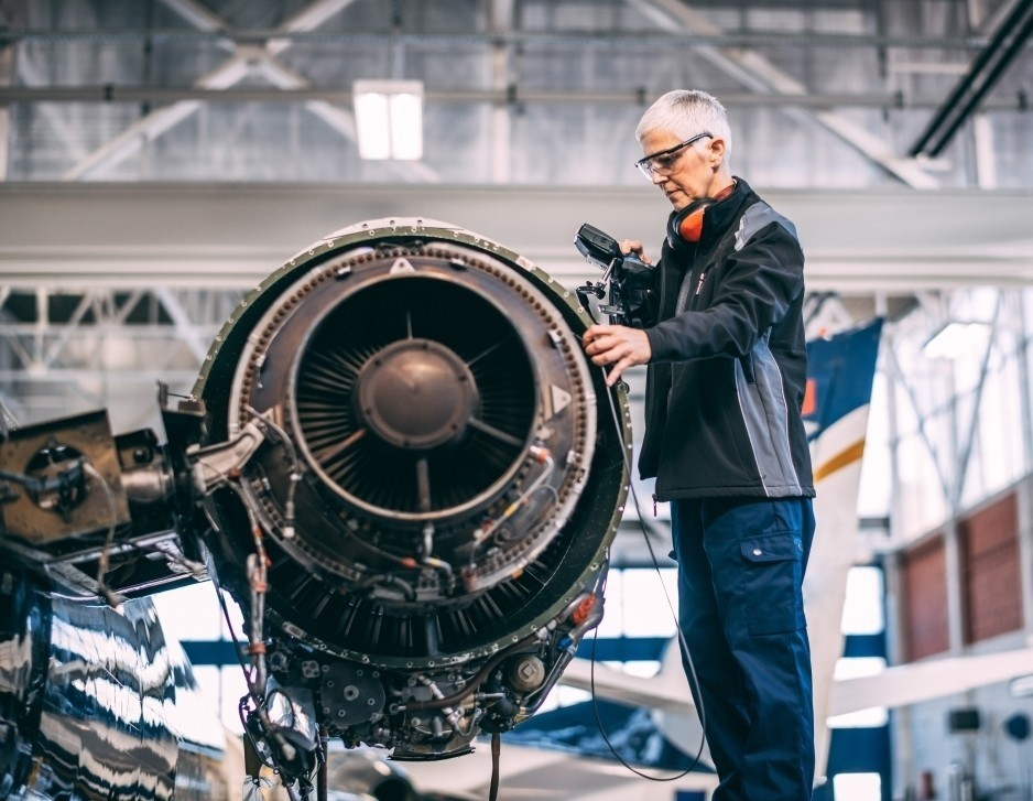 Private Jet Pre-Purchase Inspection