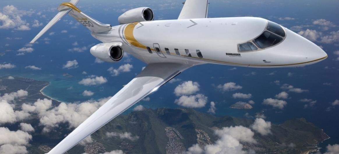 Bombardier Challenger 350 Exterior