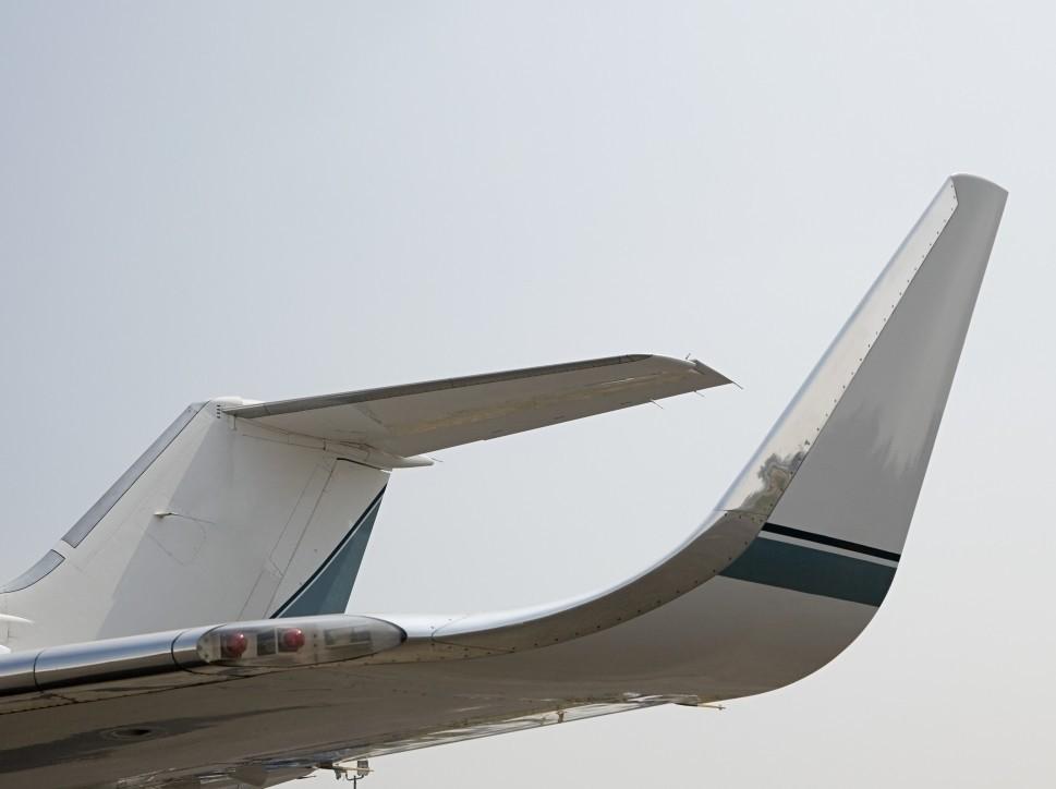 Private Jet Winglet Modification