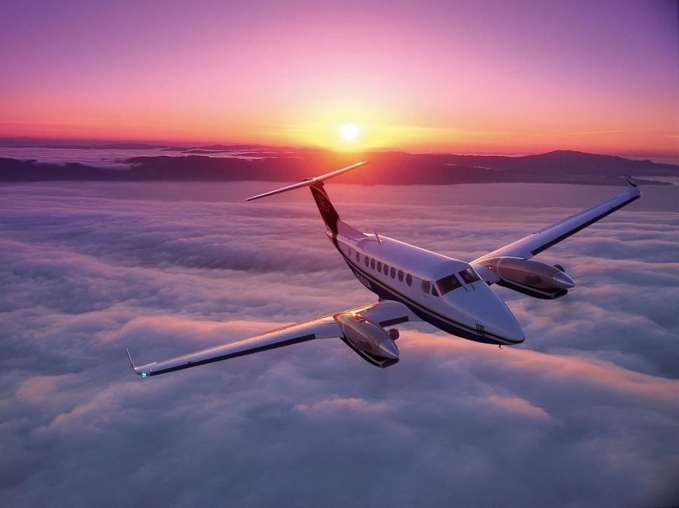 Beechcraft King Air 350i Business Turboprop