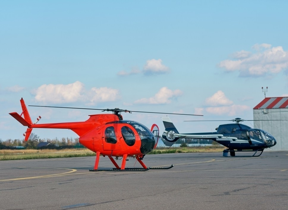 Pre-owned helicopters for sale