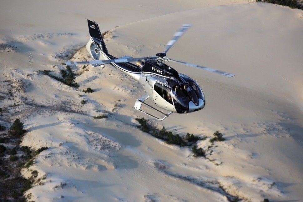 Airbus H130 Turbine Helicopter