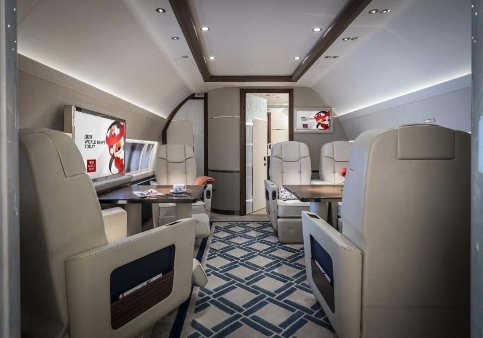 Altea - BBJ Forward Lounge