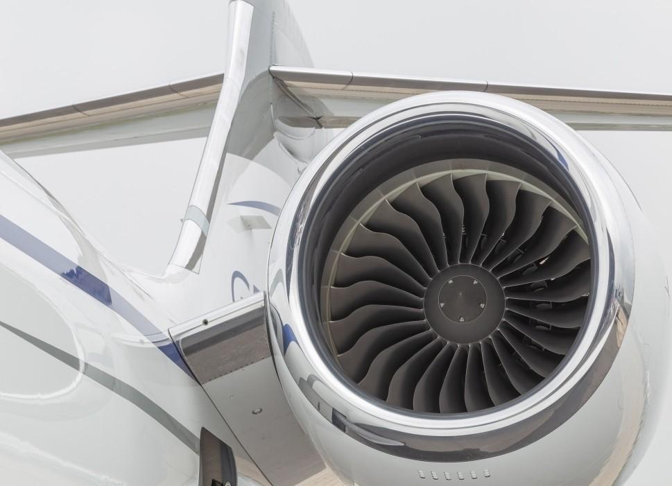 Large Cabin Business Jet Engine