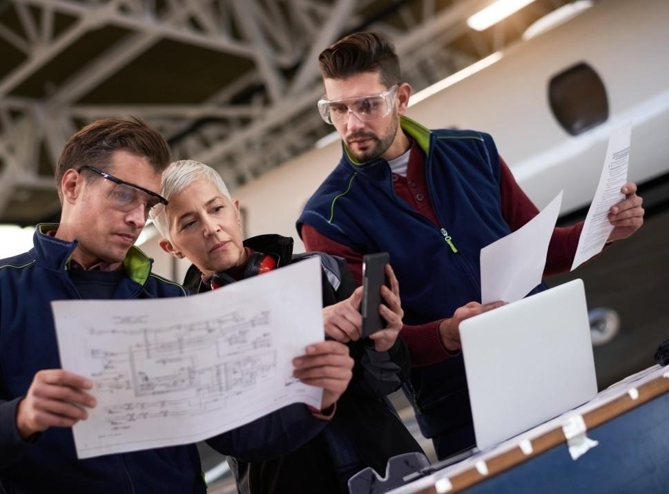 Cessna Citation Jet Mechanics Discuss Overhaul