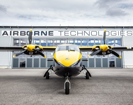 What's the Story Behind Airborne Technologies?