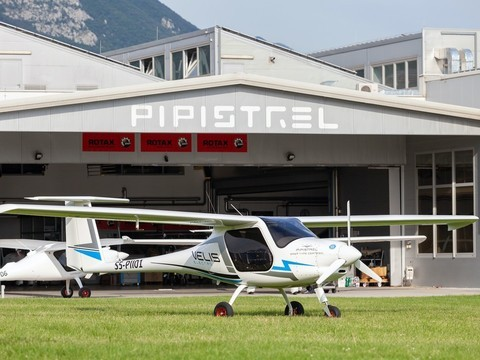 Pipistrel Velis Electro: First Type Certified Electric Airplane