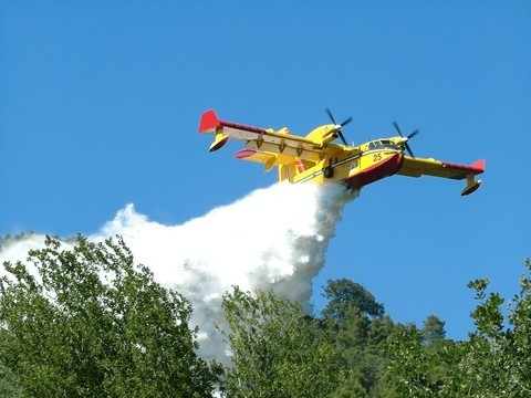 Aerial Firefighting: The Fire Department of Aerial Work Aviation