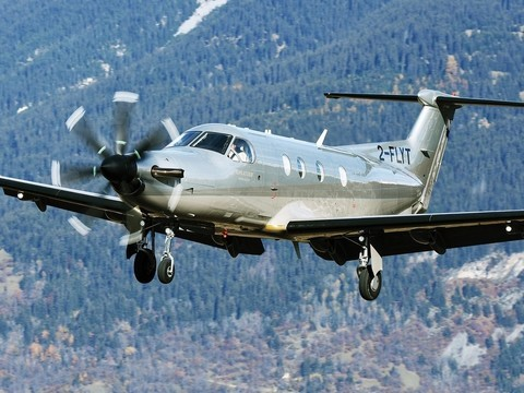 Check Out This Pilatus PC-12 Prop Upgrade...