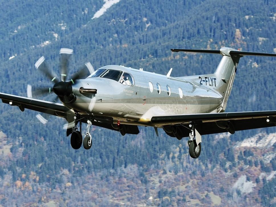 Pilatus PC-12 MT47 Silent 7 propeller