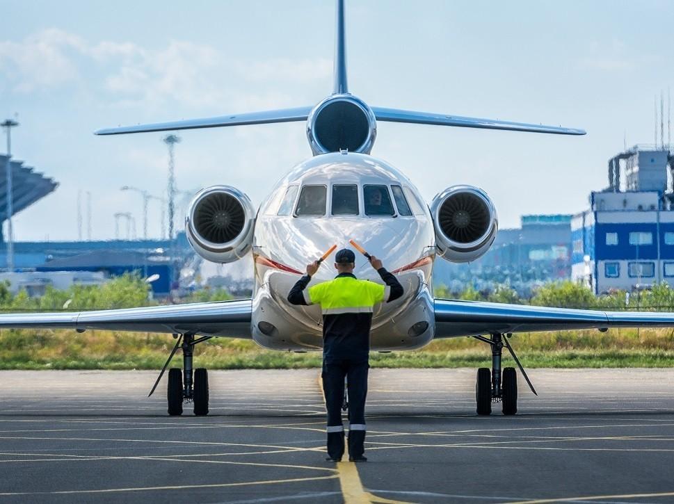 Dassault Falcon 900 Private Jet