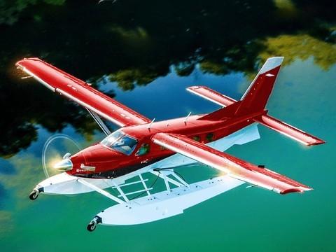 New Kodiak 100 Series III - also on Floats!