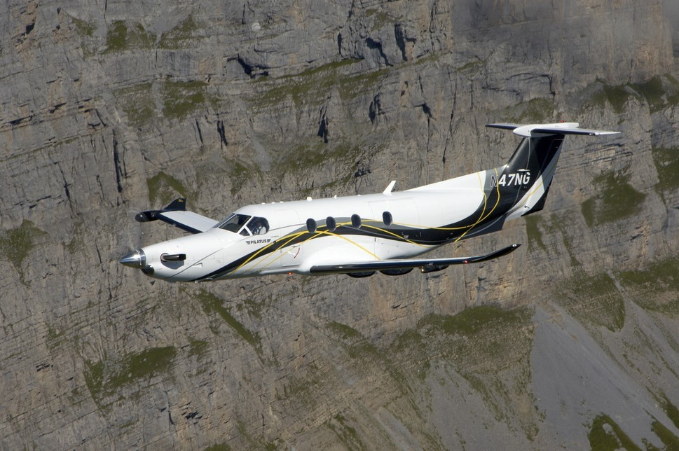 Aircraft Comparative Analysis – Pilatus PC-12 NG